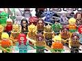 Фрагмент с конца видео - LEGO Aquaman King of Atlantis Seven Kingdoms Trench Creatures  Minifigure Collection
