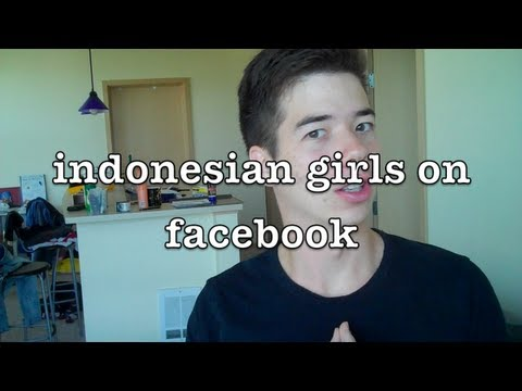 Indonesian girls on facebook (photos)