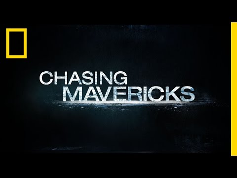 Chasing Mavericks Frosty Trailer