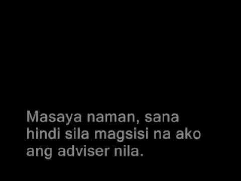 A Teacher's Story (Kwento ng Isang Guro)
