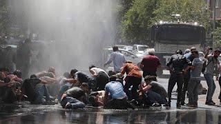 Протесты в Диярбакыре