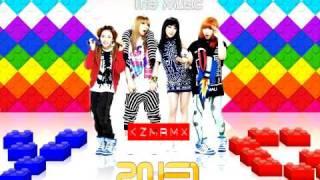 2ne1 - Don't Stop The Music (KZM remix)