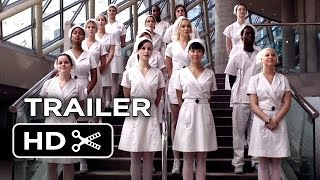 Nurse 3D Official Trailer (2014) - Erotic Thriller HD