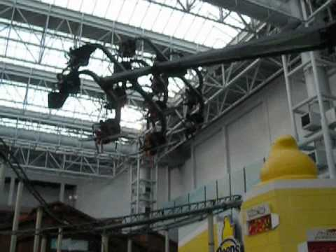 Teenage Mutant Ninja Turtles - SHELL SHOCK - Nickelodeon Universe