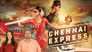 CHENNAI EXPRESS (Official) Trailer - Reaction and Review