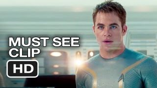 Star Trek Into Darkness Movie CLIP - Volcano (2013) - JJ Abrams Movie HD