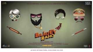 Bajatey Raho - Motion Poster
