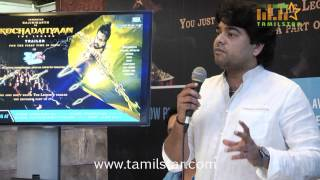 Kochadaiiyaan Trailer Screening at XD Cinema