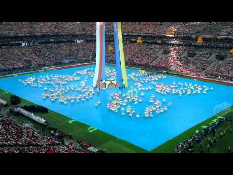 EURO 2012 Opening Ceremony 1/2 HD