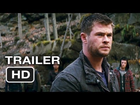 Trailer - Red Dawn TRAILER (2012) Chris Hemsworth, Josh Hutcherson Movie HD
