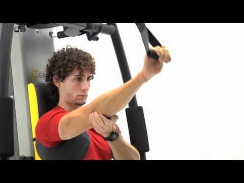 Halley Homegym Exercises/Halley HomeGym Utilizzo