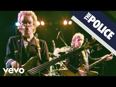 The Police - Can-t Stand Losing You