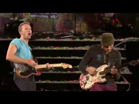 Coldplay - God Put A Smile Upon Your Face (UNSTAGED)