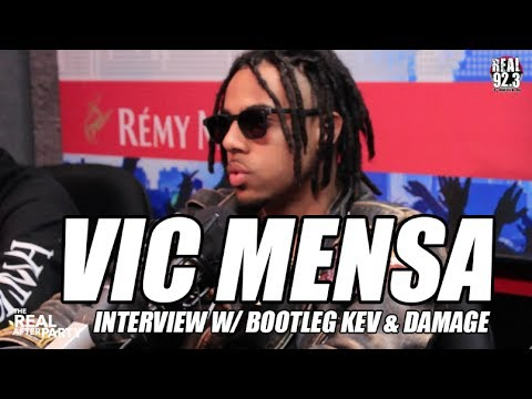 Vic Mensa speaks on Bill Maher, his relationship w/ Chance, & new Jay Z album - UCL77-GGOUIFvEE-8YI0Gqtw
