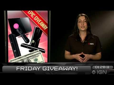 Nintendo 3DS eShop & Win Over $2,000 In Prizes - IGN Daily Fix, 1.28 - UCKy1dAqELo0zrOtPkf0eTMw