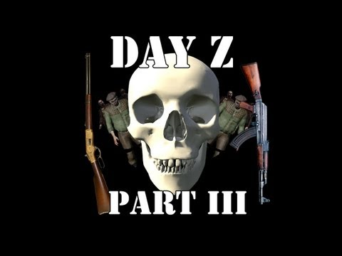 "ARMA 2 DAY Z ""Survive"" Part 3 - Oh why did I have to shoot..."
