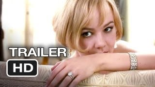 The Great Gatsby Official Trailer (2013) Leonardo DiCaprio Movie HD