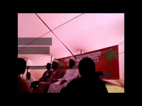 Introduction | Shaykh Imran Hosein | 2nd International Islamic Retreat 2011