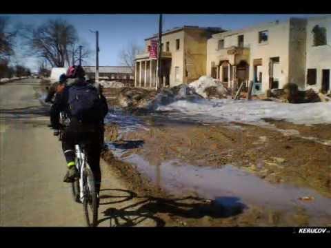 VIDEOCLIP Traseu MTB Bucuresti - Palatul Brancovenesc de la Potlogi