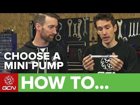 How To Choose A Mini Pump – What Pump Should You Take With You On Bike Rides? - UCuTaETsuCOkJ0H_GAztWt0Q
