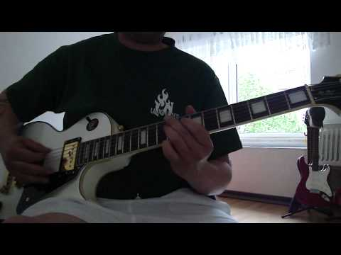 Bullet for my Valentine Dignity Cover (Guitar Cover HD)