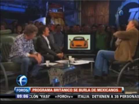 Top Gear vs Matutino Express (Auto deportivo Mexicano Mastretta)