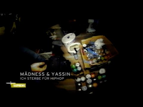 Mädness feat. Yassin - Ich sterbe für HipHop