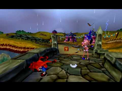 crash bandicoot 3 100% parte 6 (ITA)