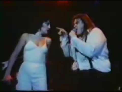 Meat Loaf; Paradise by the Dashboard Light with lyrics! 1 year anniversary, and 53,000 views!