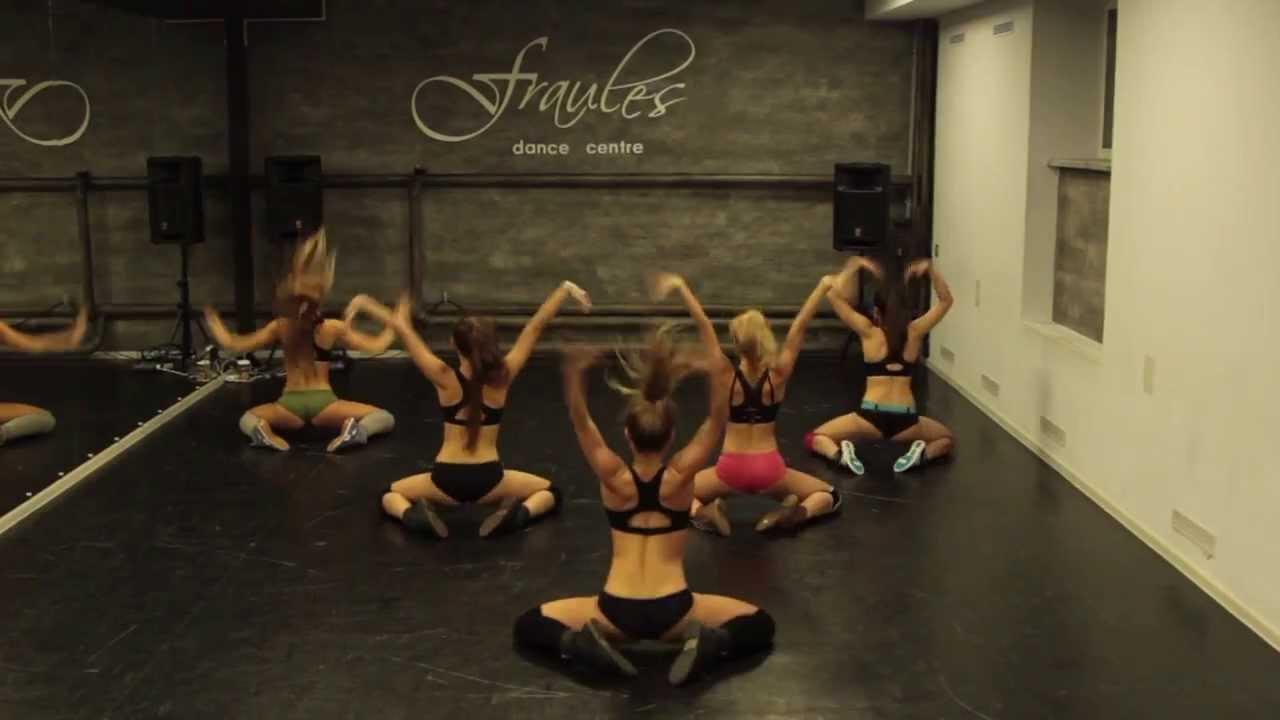 TWERK choreo by DHQ Fraules on