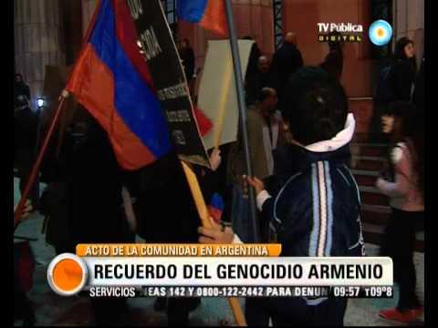 Visión Siete: Recuerdo del genocidio armenio