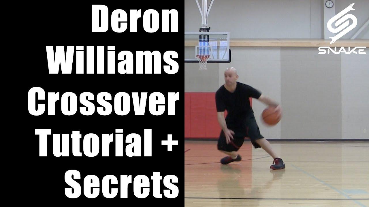 Deron Williams Crossover Tutorial