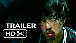 Beyond Outrage Official Trailer (2013) - Japanese Crime Film HD