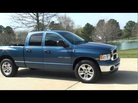 2004 DODGE RAM 1500 SLT QUAD CAB FOR SALE SEE WWW SUNSETMILAN COM