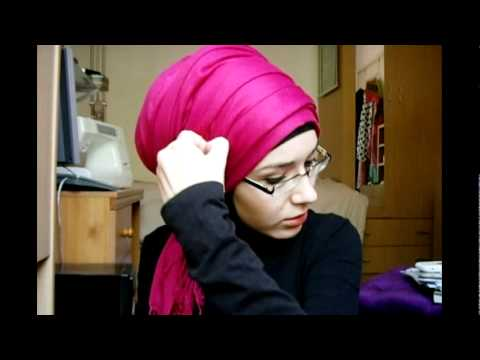Hijab Tutorial l Prom/ Wedding/ Occasion wear