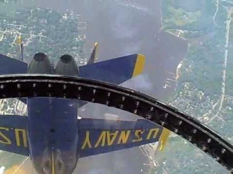 THE BLUE ANGELS: Live Cockpit Footage: One of the best on YouTube