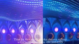 [AnTuongTre.Com]Thiết kế thi công karaoke bar mini Bóng Trăng Bình Phước