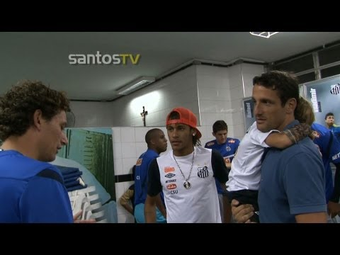 BASTIDORES - Santos 2 x 0 The Strongest