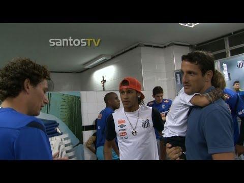 BASTIDORES - Santos 2 x 0 The Strongest