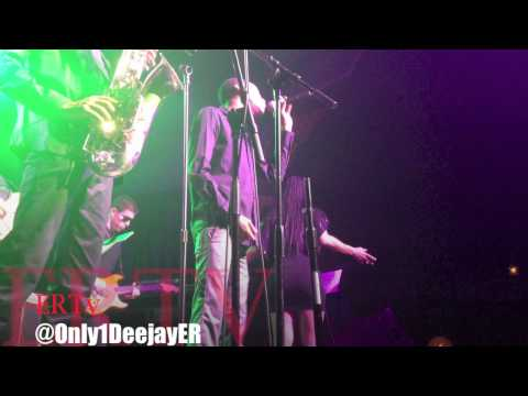 Tevin Campbell - Can we talk (Live) 2012 RnB live Hollywood
