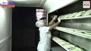 Как в Житомире делают хлеб