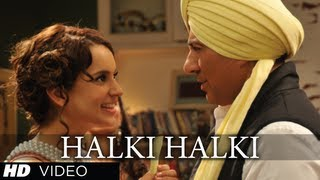 Halki Halki I Love New Year Video Song