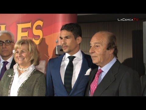 Entregados los VII Premios Taurinos Samueles - Faena más Completa: José María Manzanares