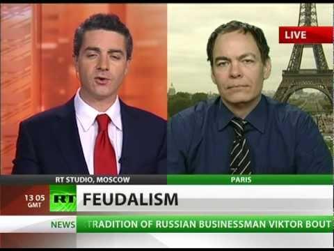 Max Keiser: Irish govt slaves to IMF terror machine!