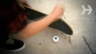 Πως να αντικαταστήσεις τις ρόδες του skateboard σου .