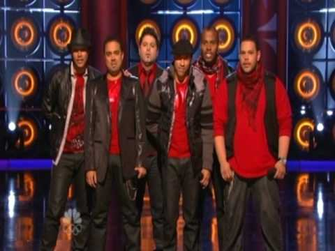 The Sing Off - 12.15.09 - Nota performs Jay Sean-s Down