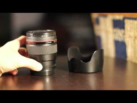 Canon 35mm f1.4 lens review - DSLR FILM NOOB