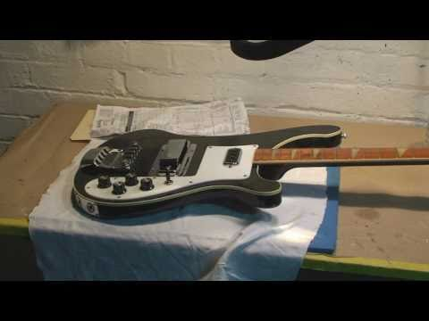 Fender Bass Guitar vs. Rickenbacker Bass Guitar