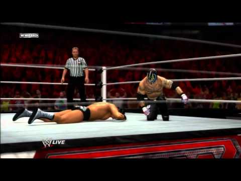 WWE 12 Inside the Ring - The Comeback Moment - Undertaker, Mysterio, and more