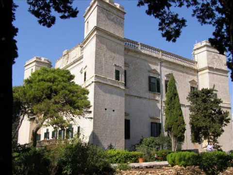 MALTA:  Buskett Gardens & Verdala Palace
